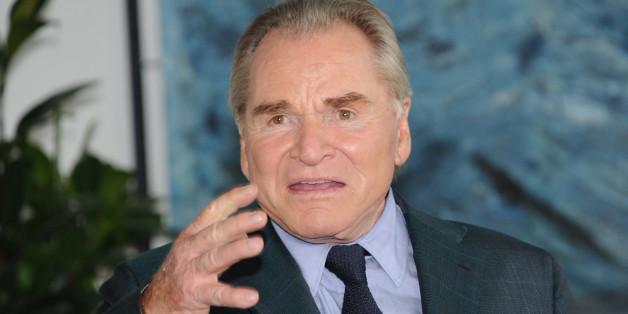 Schauspieler Fritz Wepper liegt im Krankenhaus.