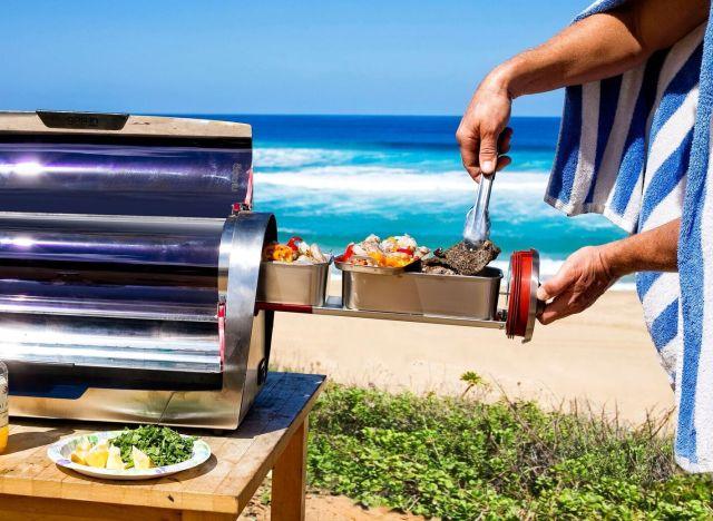 solar barbecue gosun