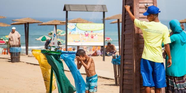 Les plages qui ont été labellisées Pavillon Bleu au Maroc