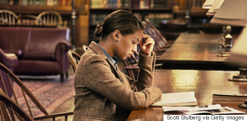 harvard library student