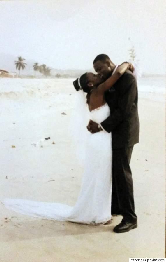 yabome and her husband