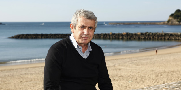 Michel Boujenah at the festival 'Jeunes Realisateurs' (Young Directors), held in Saint Jean de Luz. (Photo by MEDALE Claude/Corbis via Getty Images)