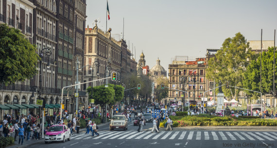 city of mexico