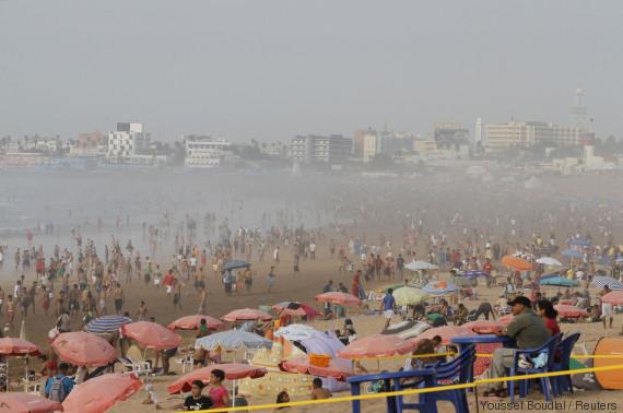 heat wave morocco