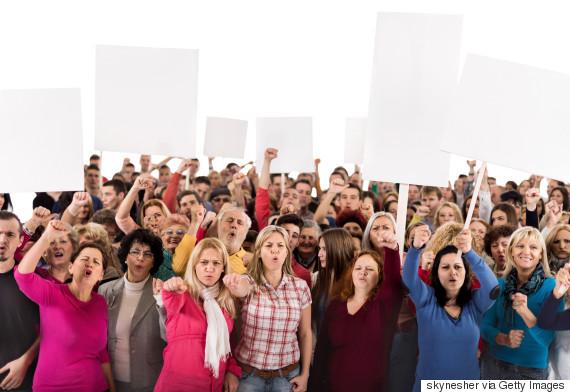 female protest
