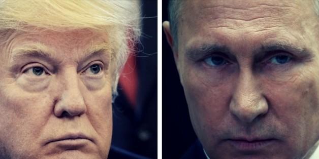 Viele Deutsche hoffen, Trump und Putin mögen sich vertragen - das ist nicht nur naiv, sondern gefährlich