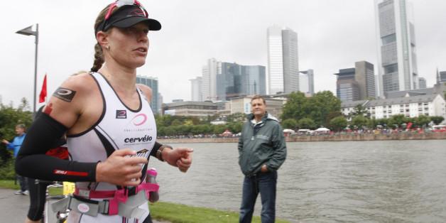 Der Ironman startet am Sonntagmorgen in Frankfurt