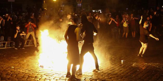 """Liebe """"Taz"""", mit eurer einseitigen Polizei-Kritik macht ihr euch lächerlich"""