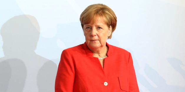 """""""Das ist nicht zu akzeptieren"""": Angela Merkel verurteilt die Krawalle am Rande des G20-Gipfels scharf"""