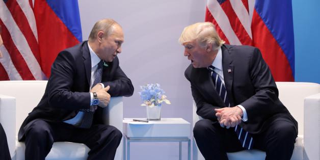 Mehrstündiges Treffen von Trump und Putin endet – am Ende soll eine Waffenruhe für Syrien stehen