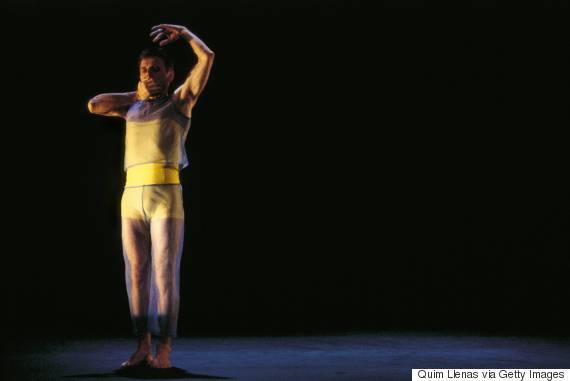 mikhail baryshnikov dancing
