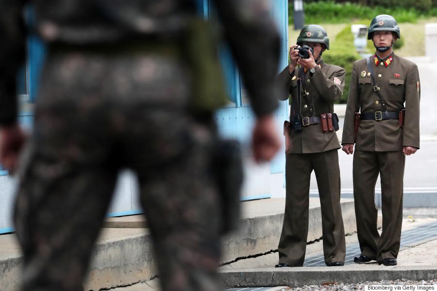 south korea army us