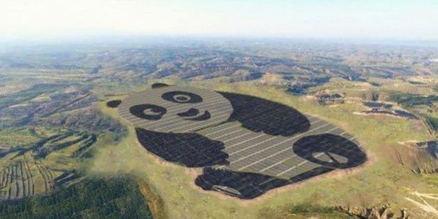 Cet adorable panda géant va alimenter 50.000 foyers en électricité