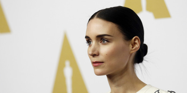 Actress Rooney Mara arrives at the 88th Academy Awards nominees luncheon in Beverly Hills, California February 8, 2016.  REUTERS/Mario Anzuoni