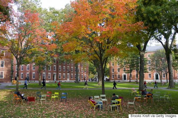 harvard yard campus