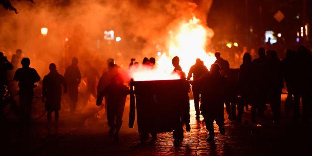 """""""Geisel des Terrors"""": Internationale Medien attackieren G20-Gegner und die Polizei - und sehen mögliche Probleme für Merkel"""
