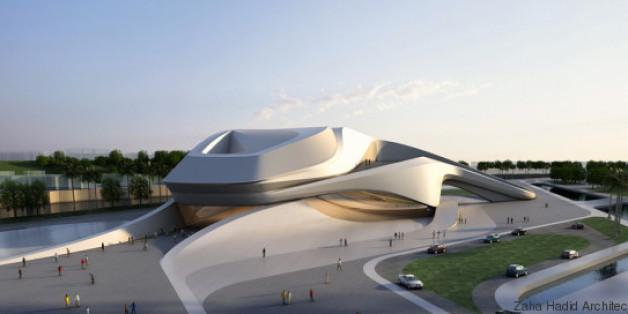 Le Grand théâtre de Rabat ouvrira début 2019