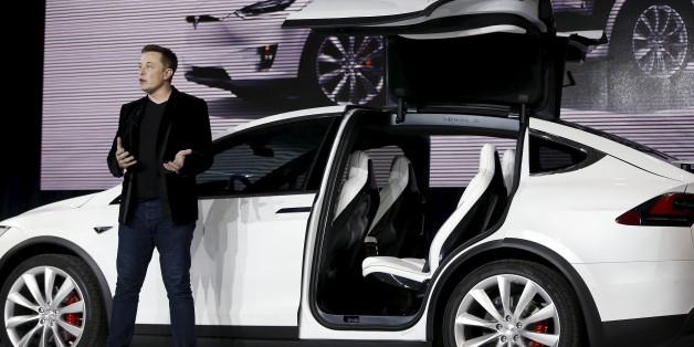 Tesla bringt ein Elektro-Auto für alle auf den Markt - die ersten Bilder zeigen, warum die Konkurrenz chancenlos ist