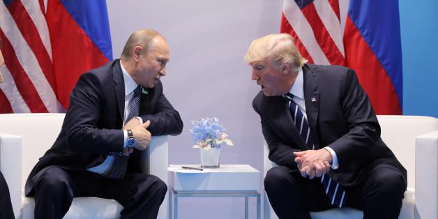 Trumps Zickzack-Kurs mit Putin zeigt, dass der US-Präsident zum Spielball Russlands geworden ist