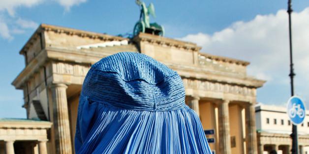 Unions-Politiker fordern nun auch ein deutschlandweites Burka-Verbot.