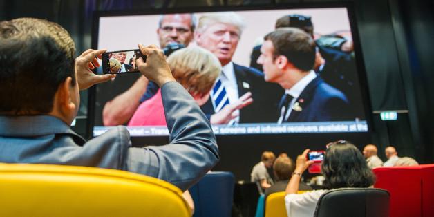 Medienbericht: BKA soll Journalisten seit 10 Jahren bei Gipfeltreffen beschatten lassen