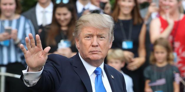 Was wusste Trump Senior?