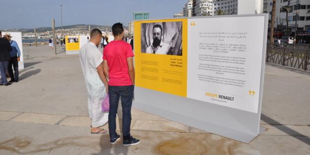 L'exposition rend hommage aux artistes qui sont tombés amoureux de la ville du Détroit