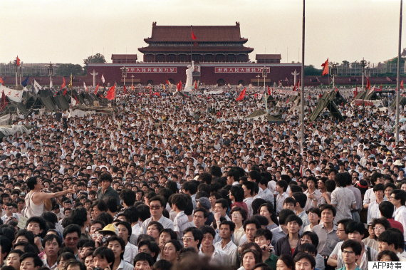 tiananmen square protests 1989