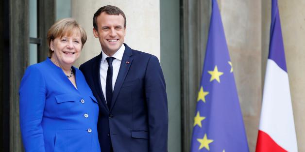"""""""Über einen EU-Finanzminister können wir reden"""": Dieser Satz von Angela Merkel könnte ganz Europa verändern"""