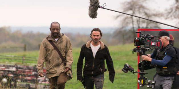 "Le tournage de ""The Walkind Dead"" suspendu après un grave accident"
