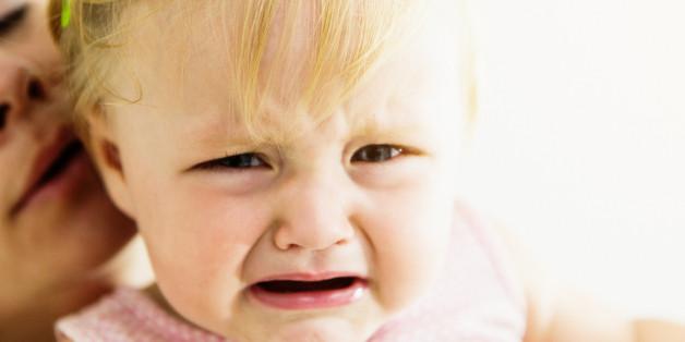 Babys weinen oft aus ganz verschiedenen Gründen