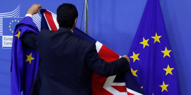 """""""Gefährlich und geistesgestört"""": Der Streit bei den Tories über den richtigen Brexit-Kurs eskaliert"""