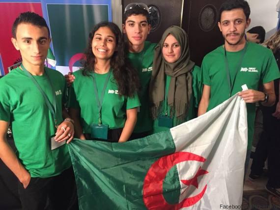 team algeria robotics