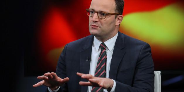 Chefpolterer der CDU: Jens Spahn