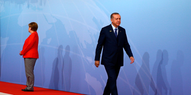 Die Türkei beschuldigt prominente deutsche Unternehmen der Terrorunterstützung