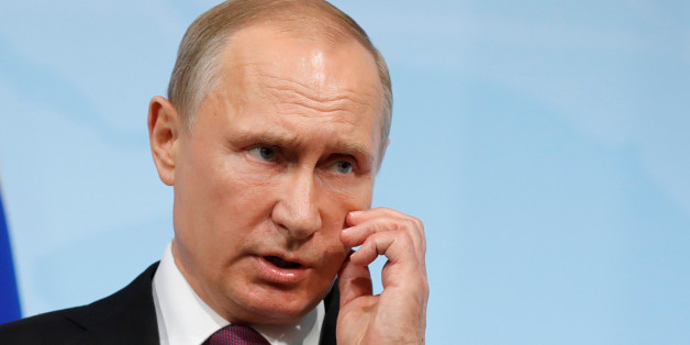 Der tschechische Präsident Miloš Zeman und Russlands Staatsoberhaupt Wladimir Putin - ziemlich beste Freunde