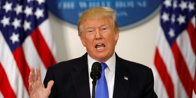 Trump stellt seinen Justizminister Jeff Sessions öffentlich bloß
