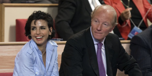 Rachida Dati et Brice Hortefeux en 2009.