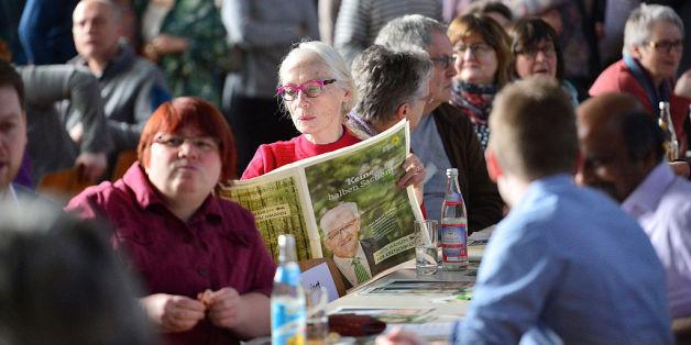 Die ergrauten Grünen: Die Wählerschaft der Partei wird immer älter - das kann fatale Folgen haben