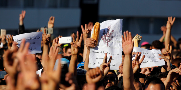 La manifestation d'aujourd'hui a été interdite par les autorités