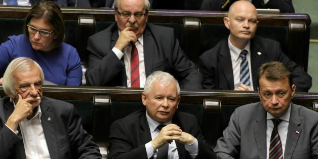 Polen entwickelt sich immer mehr zu einem autoritären Regime - drohen bald türkische Verhältnisse?