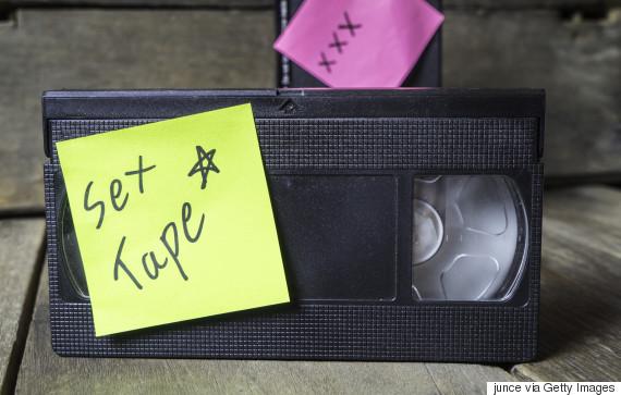 porno tape
