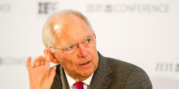 Finanzminister Schäuble erinnert die Türkei an die DDR