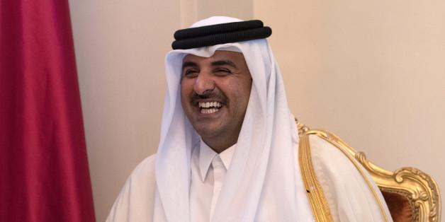 Tamim bin Hamad Al-Thani, der Emir von Katar, hat die Terrorgesetze geändert