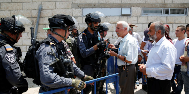 Der Konflikt um den Tempelberg in Jerusalem ist eskaliert