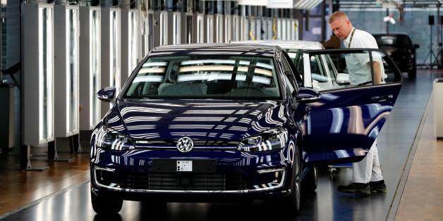 Deutsche Autobauer sollen sich jahrelang abgesprochen haben, auch in Bezug auf die Diesel-Abgasreinigung.