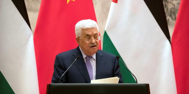 Nach Gewalt in Jerusalem: Palästinenser-Präsident Abbas bricht Kontakt zu Israel ab