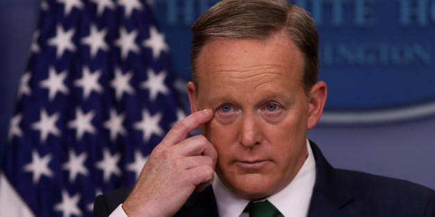 Die 7 absurdesten Auftritte von Trumps zurückgetretenem Pressesprecher Sean Spicer