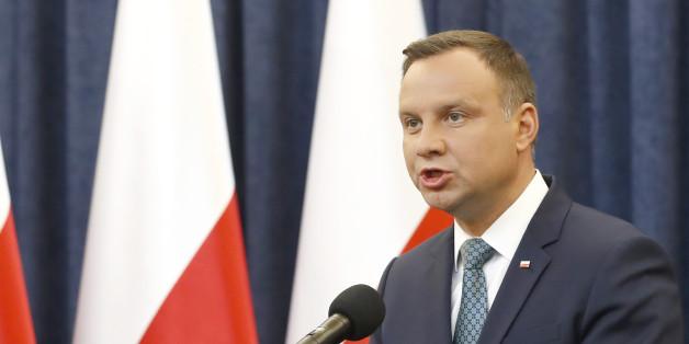 Polens Präsident Duda legt Veto gegen Justizreform ein