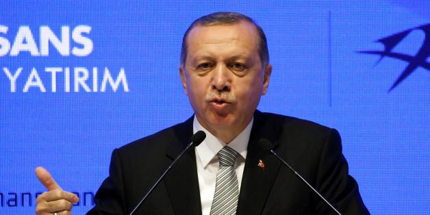 """""""Missverständnisse"""": Erdogan zieht Terrorliste mit deutschen Firmen zurück"""